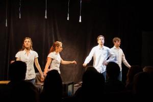 Festival 2013 - Ateliers Théâtre - Groupe avancé